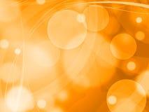 Fresh orange background Royalty Free Stock Image