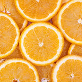 Fresh orange fruit background Royalty Free Stock Photography
