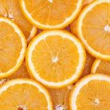 Fresh orange fruit background Royalty Free Stock Photography