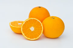 Fresh Orange fruit Stock Image