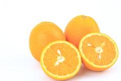 Fresh orange fruit Royalty Free Stock Photography