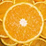 Fresh orange. Healthy fruity food, background. Fresh orange Royalty Free Stock Photo