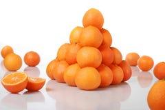 Fresh orange juice. Royalty Free Stock Photo