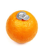 Fresh orange juise Stock Image