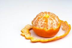 Fresh orange mandarin concept. For chinese festive new year Royalty Free Stock Photography