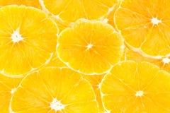 Fresh orange slice Stock Photo