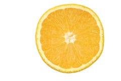 Fresh orange slice Royalty Free Stock Photos