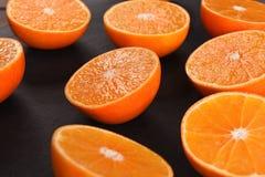 Fresh orange slices Royalty Free Stock Image