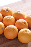 Fresh Oranges Royalty Free Stock Photo