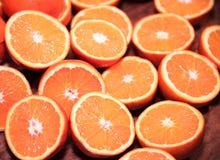 fresh oranges Στοκ Εικόνες
