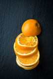 Fresh oranges slices Royalty Free Stock Photography