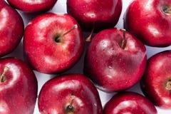 Fresh organic apple in pop art tone Royalty Free Stock Photography