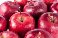 Fresh organic apple in pop art tone Stock Photo