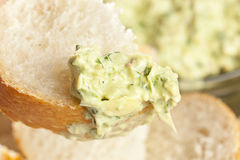 Fresh Organic Artichoke Dip Stock Photography