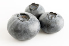Fresh Organic Blueberries Royalty Free Stock Photo