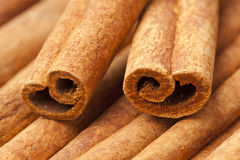 Fresh Organic Cinnamon Stock Image