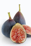 Fresh, organic figs Stock Photo
