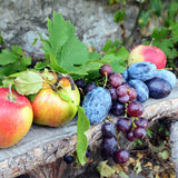 Fresh organic fruit Royalty Free Stock Image