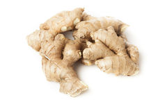 Fresh Organic Ginger Royalty Free Stock Photography