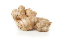 Fresh Organic Ginger Stock Photos