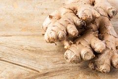 Fresh organic ginger Royalty Free Stock Photo