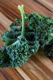 Fresh organic kale Stock Image