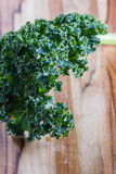 Fresh organic kale Stock Photos