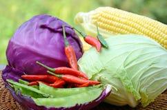 Fresh Organic Products. Royalty Free Stock Photo