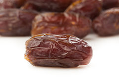 Fresh Organic Raw Brown Date Fruit Stock Images