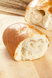 Fresh Organic Sourdough Bread Stock Photography