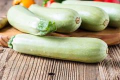 Fresh organic vegetable marrow Stock Photo