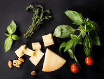 Fresh organic vegetables Stock Photography