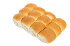 Fresh Pan Rolls Royalty Free Stock Photography