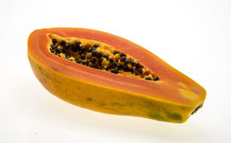 Fresh papaya Stock Photos