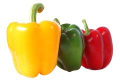 Fresh paprika Stock Photos