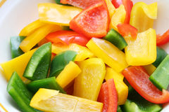 Fresh paprika Stock Photo