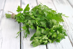 Fresh Parsley Royalty Free Stock Images