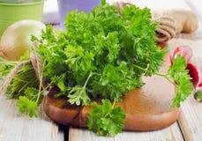 Fresh parsley Royalty Free Stock Image