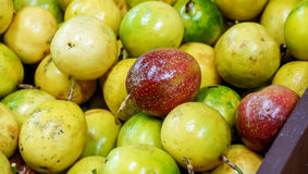 Fresh Passion fruit Royalty Free Stock Images