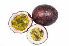 Fresh passion fruit Stock Photo