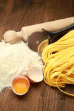 Fresh pasta Royalty Free Stock Images