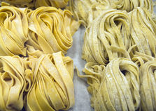 Fresh pasta Royalty Free Stock Image