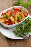 Fresh pasta dish Royalty Free Stock Photo