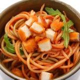 Fresh pasta Royalty Free Stock Image