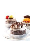 Fresh pastries Stock Photos
