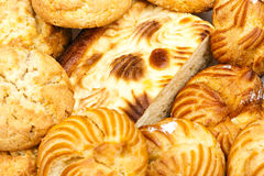 Fresh pastries Stock Photo