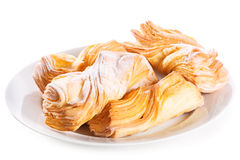 Fresh pastry Royalty Free Stock Images
