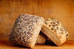 Fresh pastry bread Royalty Free Stock Photo