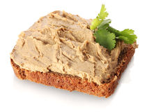 Fresh pate Royalty Free Stock Photography