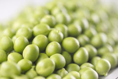 Fresh pea Stock Photo